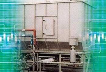 湿式集塵機